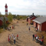 Sälgrund fyr och lotsstation. Bild: Petri Porkola