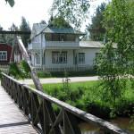 Aabraham Ojanperän museo. Kuva: Mikko Ihalainen, 2010.