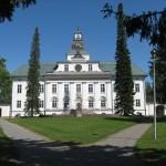 Vanha Vaasa, Mustasaaren kirkko. Kuva: N. Westerlund