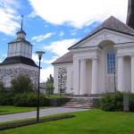 Pedersören kirkko. Kuva: Kunnan arkistot