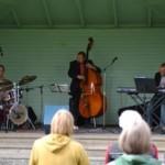Picknick-jazzkonsert. Bild: Mårten Sjöblom