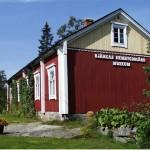 Bjärgas hembygdsgård och museum.